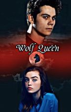 Wolf Queen - Stiles Stilinski  par Nour-Amira