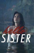 Hello Sister  by tvdusalvatore