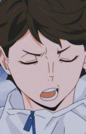  Rejected  Oikawa Tooru X Fem. Reader by Kako_Oika