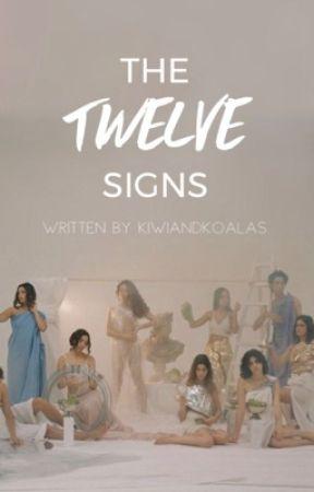 The Twelve Signs by KiwiAndKoalas