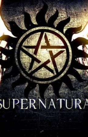 Supernatural Oc book  by Kristen368102