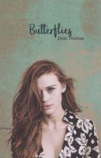 Butterflies 🦋 Dean Thomas by beccaweasleh
