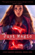 Just Magic (D. Salvatore) by Lone-wolf-fanfics