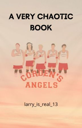 A VERY CHAOTIC BOOK by larry_is_real_13