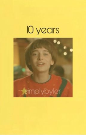 10 years by simplybyler