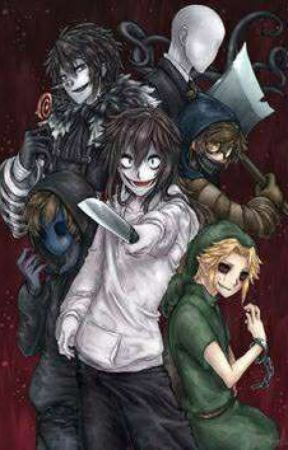 My Ocs by Creepypasta_345