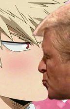 Trump x bakugo by CelestiaLudenburg4