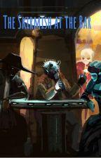 The Skirmish at the Bar by TrevorTse