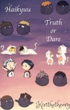 Haikyuu Truth or Dare by Kirithetheory