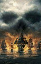 The Red Poseidon's Sail by SreeprijalR