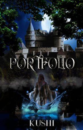 PORTFOLIO   ouvert by Kushi_Aki