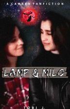 Lamp and Milo (Camren AU) by TobiJaurello