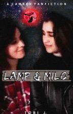 Lamp and Milo (Camren AU) by Tobiyotwix