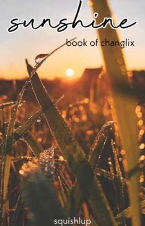 sunshine • changlix by squishlup