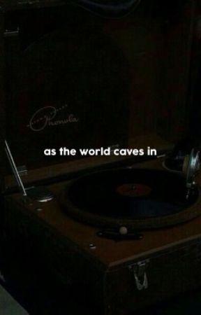 𝘢𝘴 𝘵𝘩𝘦 𝘸𝘰𝘳𝘭𝘥 𝘤𝘢𝘷𝘦𝘴 𝘪𝘯 | tubbo & tommy by -STANLEYSBATHTUB