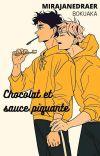 Chocolat et sauce piquante  cover