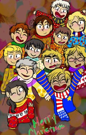Carol of the Nations (a Hetalia fanfiction) by sofy122456