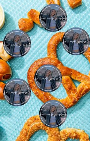 we want pretzels by -PRETZELWARRIORS