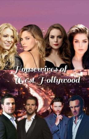 Housewives of West Hollywood  by P3connection