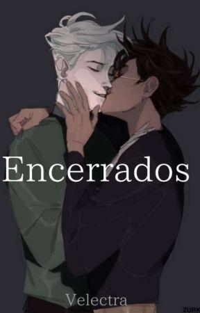 Encerrados [Drarry] by Velectra