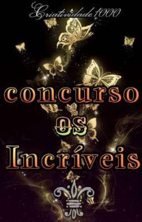 Os Incríveis (concurso) by Fatinha_Ribeiro