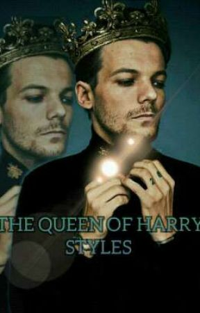The Queen Of Harry Styles by AsunaWolf24