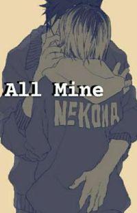 All Mine   kuroken   cover