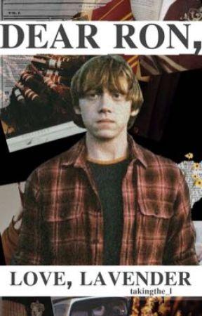 Dear Ron, by takingthe_l