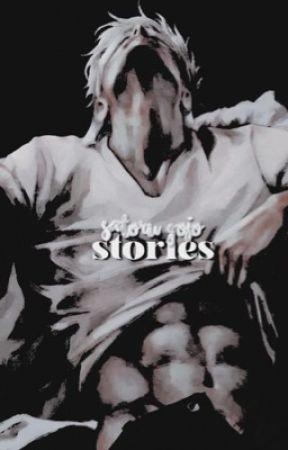 stories › satoru gojo. [jujutsu kaisen]  by samboke