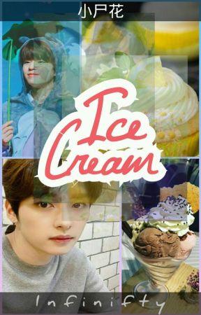 Ice Cream (Stray Kids : MinSeung) by xiao-shihua8