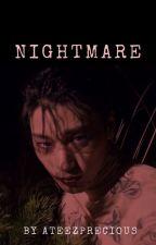 Nightmare   San by ateezprecious