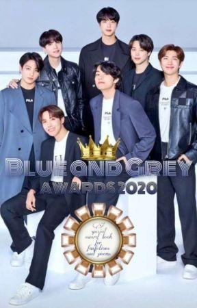 Blue and grey Awards 2021 by jeonxtaejim
