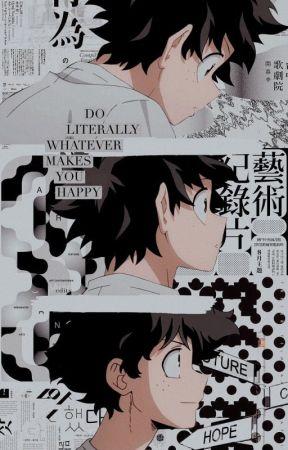  \ Doble Personalidad  \  Izuku Midoriya - Dekubowl by todocalvo