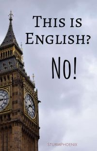 This is English? No! cover