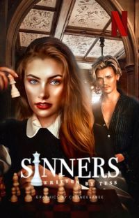 SINNERS, benny watts cover