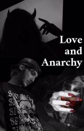 Love and Anarchy, Thiago Elias by Midnight1222