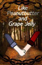 Like Peanutbutter and Grape Jelly // Lander FanFic by LanderObssessedSnail