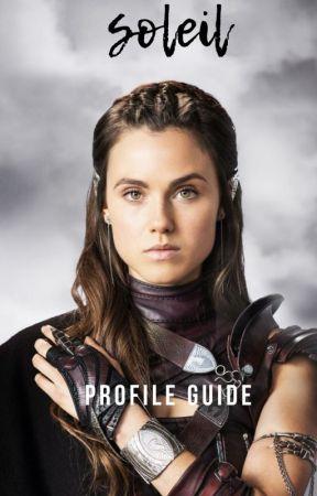 soleil | profile guide by SweetScarlettAngel