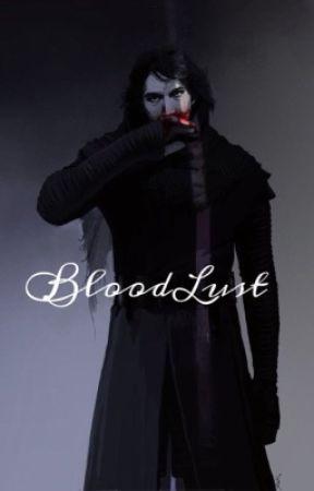 BloodLust (Vampire Kylo Ren AU) by kylokid