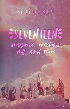 SEVENTEEN IMAGINES & MORE by srnity-svt