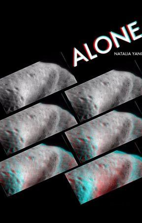 ALONE by nataliayanchak