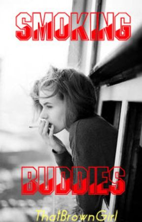 Smoking Buddies by ThatBrownGirl