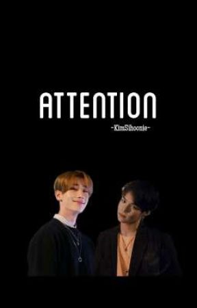 Attention Ft. Seungjun by KimSihoonie