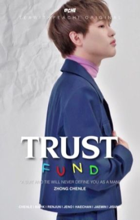 TRUST FUND × ZHONG CHENLE by teawithpeachi