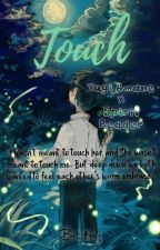 || Touch || Yugi Amane x Spirit Reader by Bat_Noir