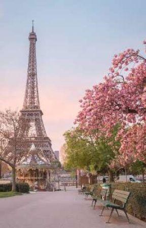 When We Met in The Autumn Paris by Mezzone27