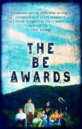 ~THE BE AWARDS~ {OPEN} by Minyooora