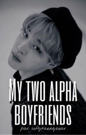 My two alpha boyfriends  by softytaeddybear