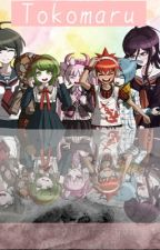 Toko Fukawa x Komaru Naegi- All the colours you haven't seen by Stinkyfeet24
