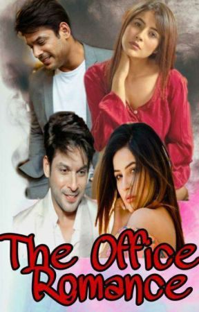 The Office Romance by Sidnaaz__stories